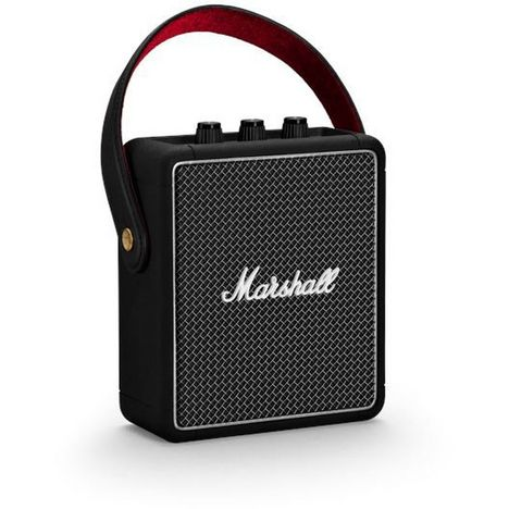 MARSHALL Enceinte portable Bluetooth - STOCKWELL II BT - Noir