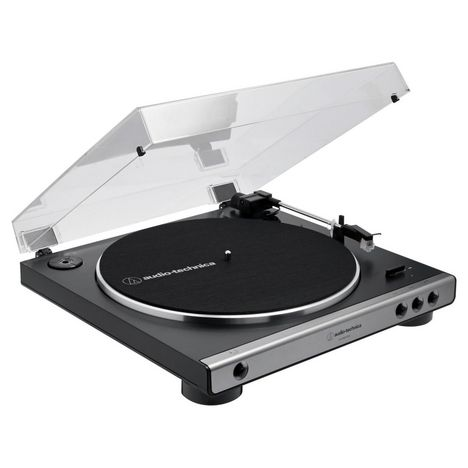 AUDIO TECHNICA Platine vinyle AT LP60XUSBGM - Gris