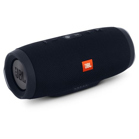JBL Enceinte portable Bluetooth - Noir - Charge 3 Stealth Edition