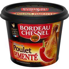 Bordeau Chesnel Rillettes poulet piment 200g