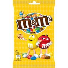 M&M'S Cacahuètes enrobées de chocolat au lait et dragéifiées 125g
