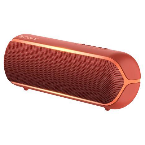 SONY Enceinte portable Bluetooth - Rouge - SRS-XB22