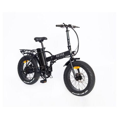 REVOE Vélo électrique VAE DIRT20 Noir