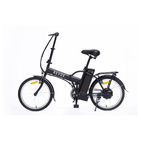 REVOE Vélo électrique VAE FLY20 Noir