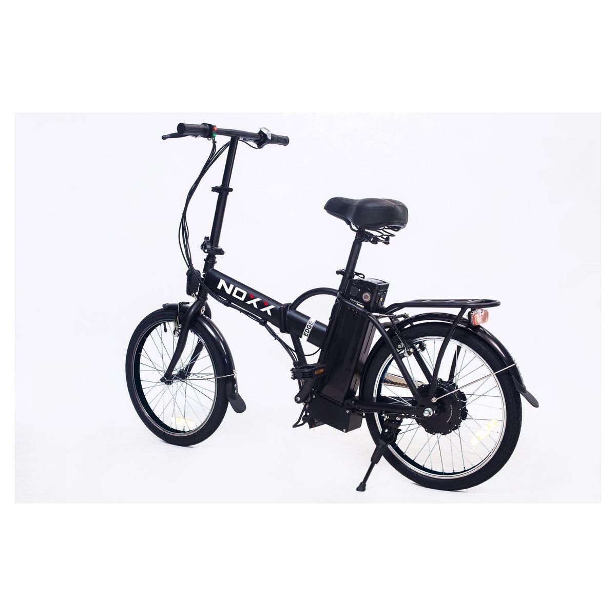 Vélo électrique EDGE VAE Noir