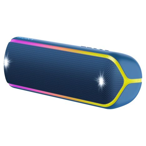 SONY Enceinte portable Bluetooth - Bleu - SRS-XB32