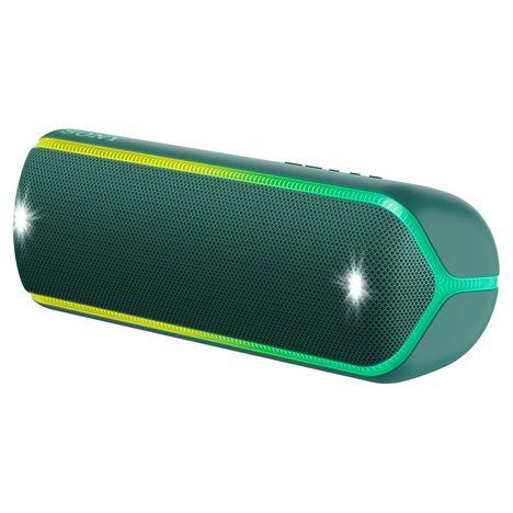 SONY Enceinte portable Bluetooth - Vert - SRS-XB32