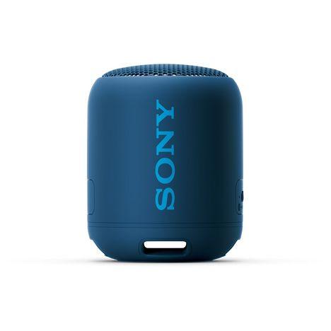 SONY Enceinte portable Bluetooth - Bleu - SRS-XB12