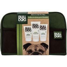 Bulldog Original kit soins homme, gel nettoyant, exfoliant et hydratant