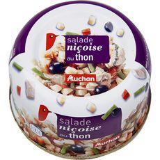 AUCHAN Salade niçoise au thon 250g