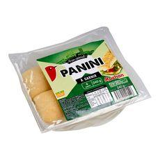 AUCHAN Pain spécial panini x4 210g