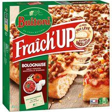 Buitoni Pizza fraîch' up à la bolognaise 600g