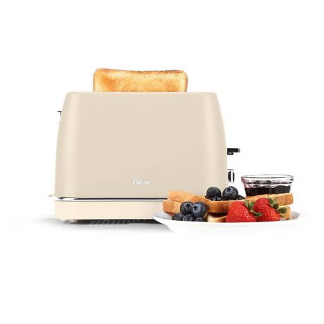 QILIVE Grille pain - 144372 - Cappuccino