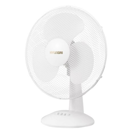 HYUNDAI Ventilateur - HY-VLTF40A - Blanc