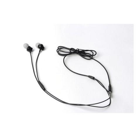 QILIVE Écouteurs Intra-auriculaire - Noir Métal - Q1335