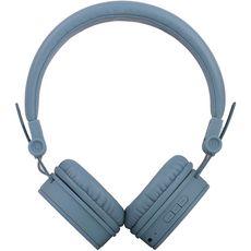 QILIVE Casque audio Q1513 Bluetooth Bleu