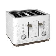 MORPHY RICHARDS Grille pain - M248102EE - Blanc