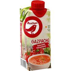 Auchan gazpacho 3x300ml