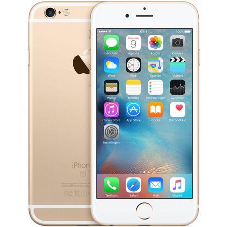 APPLE APPLE - iPhone 6S - Reconditionné Grade A - 64 Go - Or - EX SLP