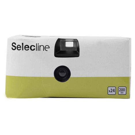 SELECLINE Appareil photo jetable PAP 896599 24 poses