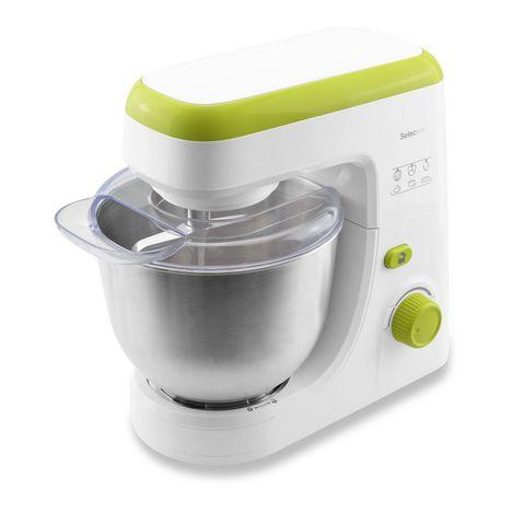 SELECLINE Robot pâtissier HM5400C-GS blanc et vert