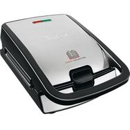 TEFAL Gaufrier / croque monsieur SW853D12 Snack collection