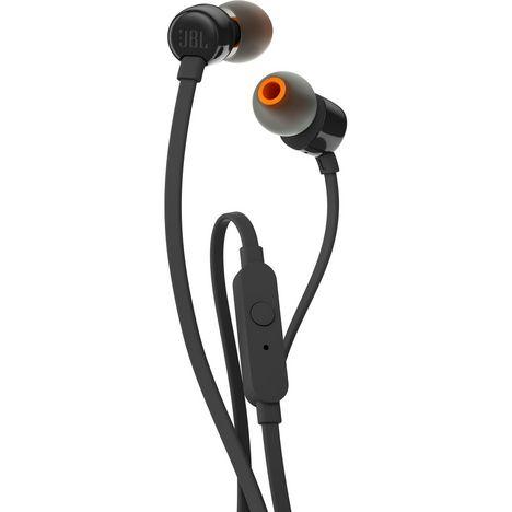 JBL Écouteurs filaires - Noir - T110
