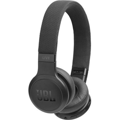 JBL Live 400BT - Noir - Casque audio Bluetooth