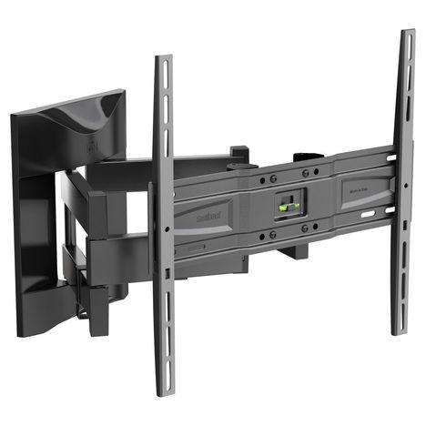 MELICONI Support TV Pantographe Slim 400 SDRP Plus Noir