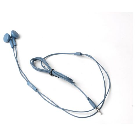 QILIVE Écouteurs filaires - Q1666 - Bleu