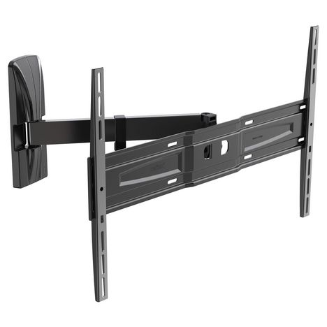 MELICONI Support TV Inclinable et Double Rotation SP 600SR Plus Noir