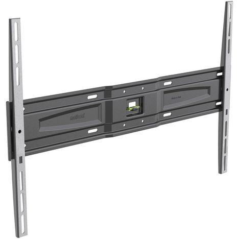 MELICONI Support TV Slim SP 600S Plus Fixe 50 à 82 pouces - Noir