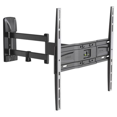 MELICONI Support TV Inclinable et Double Rotation SP 400SDR Plus Noir