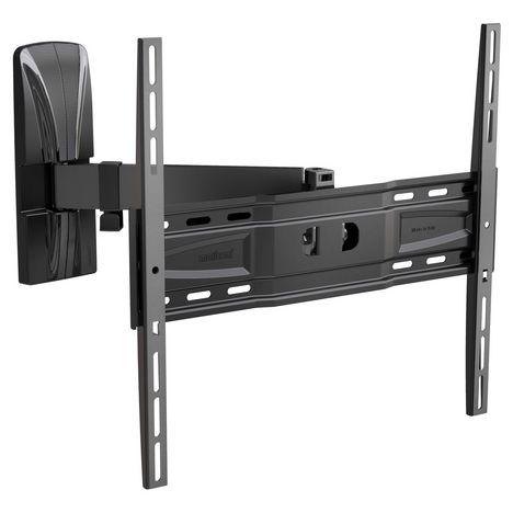 MELICONI Support TV Inclinable et Double Rotation SP 400SR Plus Noir