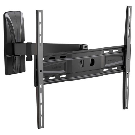 MELICONI Support TV SP 400SR Plus Inclinable et Double Rotation 40 à 82 pouces - Noir