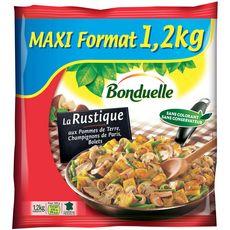 BONDUELLE Bonduelle poêlée rustique 1,2kg
