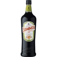 SOMMER Apéritif amer sans alcool 1l