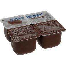 DISCOUNT Dessert lacté au chocolat 4x125g