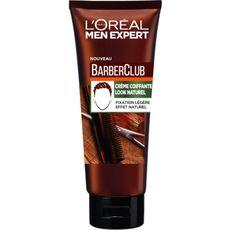 L'OREAL Barber Club crème coiffante fixation légère effet naturel 100ml