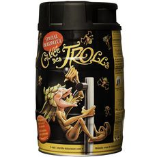 CUVEE DES TROLLS Bière blonde mini fût pression 7% 5l