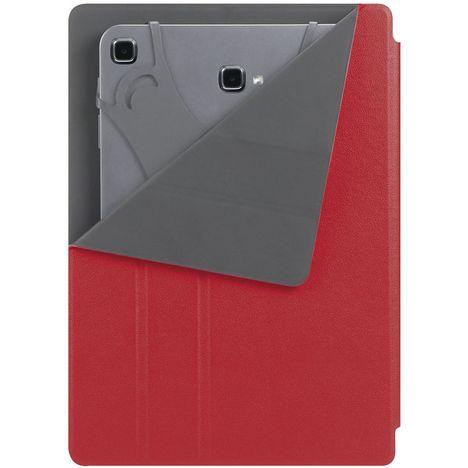 MOBILIS Coque de protection ORIGINE FOLIO universelle pour tablette de 9 à 11 pouces Rouge