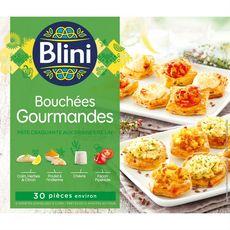 Blini Bouchées gourmandes 300g