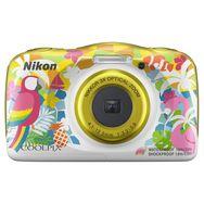 NIKON Appareil photo compact étanche Coolpix W150 Resort + Sac à dos