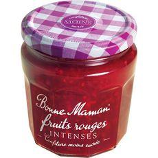 Bonne Maman Intense, confiture de fruits rouges 335g