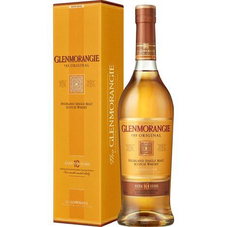 GLENMORANGIE Scotch whisky single malt 10 ans 40%