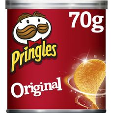 Pringles Original tuiles goût salé 70g