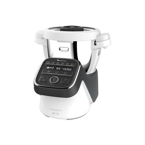 MOULINEX Robot multifonction - HF80C800 Companion XL