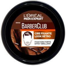 L'Oréal Barber Club cire fixation forte effet brillant 75ml