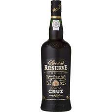PORTO CRUZ Porto special reserve 19% 75cl