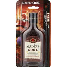 Cruz vin de madère flask 17° -20cl